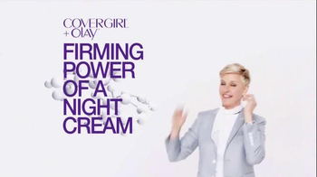 CoverGirl + Olay Facelift Effect TV Spot Featuring Ellen DeGeneres - Thumbnail 7