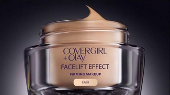 CoverGirl + Olay Facelift Effect TV Spot Featuring Ellen DeGeneres - Thumbnail 8