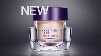 CoverGirl + Olay Facelift Effect TV Spot Featuring Ellen DeGeneres - Thumbnail 9