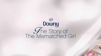 Downy Unstopables TV Spot, 'Story of the Mixmatched Girl Wash in the Wow' - Thumbnail 1