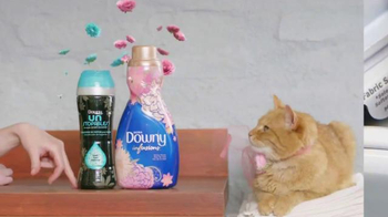 Downy Unstopables TV Spot, 'Story of the Mixmatched Girl Wash in the Wow' - Thumbnail 5