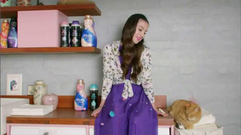 Downy Unstopables TV Spot, 'Story of the Mixmatched Girl Wash in the Wow' - Thumbnail 6