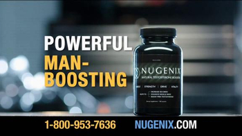 Nugenix Natural Testosterone Booster TV Spot - Thumbnail 4