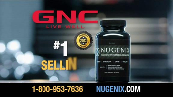 Nugenix Natural Testosterone Booster TV Spot - Thumbnail 5