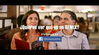Denny's Red, White and Blue Slam TV Spot, 'Remix' [Spanish] - Thumbnail 10