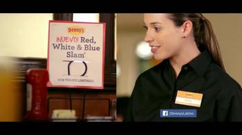 Denny's Red, White and Blue Slam TV Spot, 'Remix' [Spanish] - Thumbnail 3