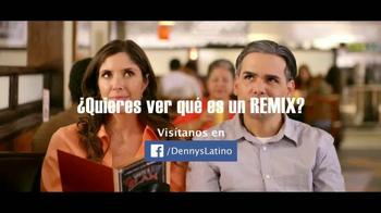 Denny's Red, White and Blue Slam TV Spot, 'Remix' [Spanish] - Thumbnail 9