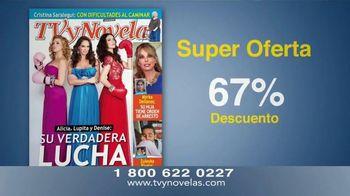 TVyNovelas TV Spot, 'Bolsa Gratis' [Spanish]