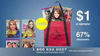 TVyNovelas TV Spot, 'Bolsa Gratis' [Spanish] - Thumbnail 9
