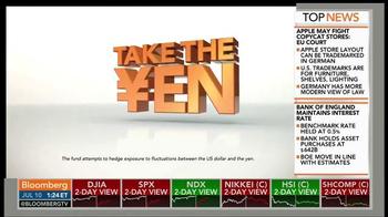 WisdomTree TV Spot, 'Take the Yen out of Japan'