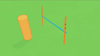 Ritz Crackers Fresh Stacks TV Spot, 'Go Shorty!' - Thumbnail 1