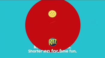 Ritz Crackers Fresh Stacks TV Spot, 'Go Shorty!' - Thumbnail 10