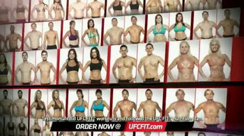 UFC FIT TV Spot