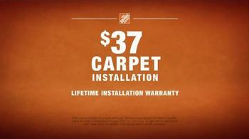 The Home Depot Carpet TV Spot, 'Little Piggies' - Thumbnail 10