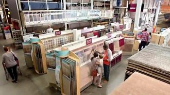 The Home Depot Carpet TV Spot, 'Little Piggies' - Thumbnail 3