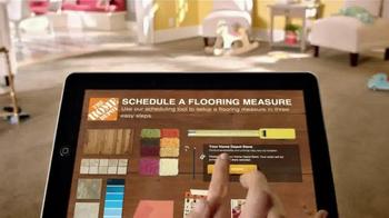 The Home Depot Carpet TV Spot, 'Little Piggies' - Thumbnail 6