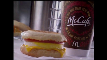 McDonald's Egg McMuffin TV Spot, 'It's Breakfast' - Thumbnail 8
