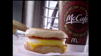 McDonald's Egg McMuffin TV Spot, 'It's Breakfast' - 1525 commercial airings