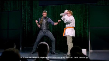 Berocca TV Spot, 'Mind and Body' Featuring Joel McHale - Thumbnail 8
