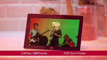 Frontier FiOS TV & Internet TV Spot, 'Concert' - Thumbnail 3