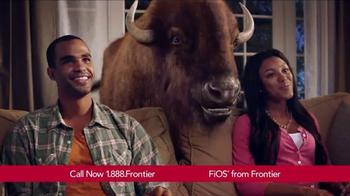 Frontier FiOS TV & Internet TV Spot, 'Concert' - Thumbnail 4
