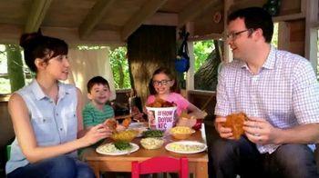 KFC TV Spot, 'Two Free Sides'