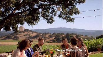 Olive Garden Lasagna Fresca and Pappardella PescatoreTV Spot, 'Napa Valley' - 1946 commercial airings