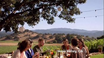 Olive Garden Lasagna Fresca and Pappardella PescatoreTV Spot, 'Napa Valley'