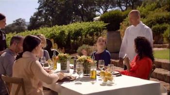 Olive Garden Lasagna Fresca and Pappardella PescatoreTV Spot, 'Napa Valley' - Thumbnail 5