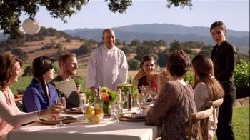 Olive Garden Lasagna Fresca and Pappardella PescatoreTV Spot, 'Napa Valley' - Thumbnail 7