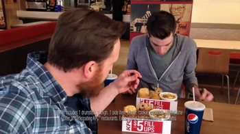 KFC $5 Fill Ups TV Spot - Thumbnail 9