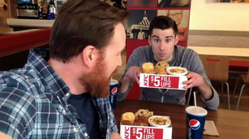 KFC $5 Fill Ups TV Spot - Thumbnail 1