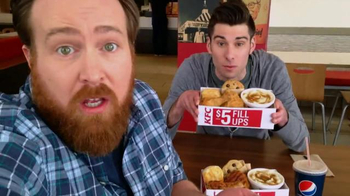 KFC $5 Fill Ups TV Spot - Thumbnail 4