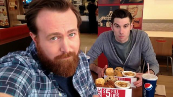 KFC $5 Fill Ups TV Spot - Thumbnail 5