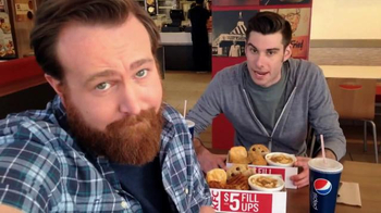 KFC $5 Fill Ups TV Spot - Thumbnail 6