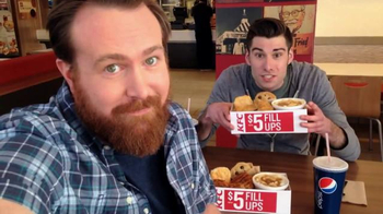 KFC $5 Fill Ups TV Spot - 3866 commercial airings