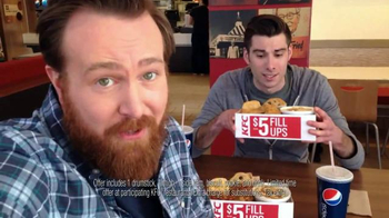 KFC $5 Fill Ups TV Spot - Thumbnail 8