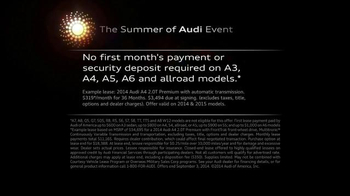 Audi Summer of Audi TV Spot, 'Ice Cream Car' - Thumbnail 9