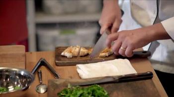 Olive Garden Alfredo Three Course TV Spot, 'Cooking Class' - Thumbnail 3