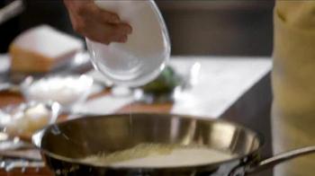 Olive Garden Alfredo Three Course TV Spot, 'Cooking Class' - Thumbnail 4