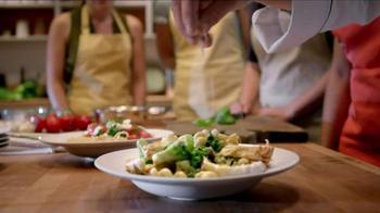 Olive Garden Alfredo Three Course TV Spot, 'Cooking Class' - Thumbnail 6