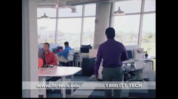 ITT Technical Institute TV Spot, 'School of Business' - Thumbnail 1