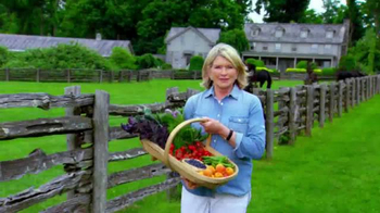 Triscuit TV Spot , 'Summer Snackoff' Featuring Martha Stewart - Thumbnail 1