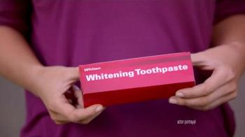 Crest 3D White Whitestrips TV Spot, '3D Strips vs. Whitening Toothpaste' - Thumbnail 2