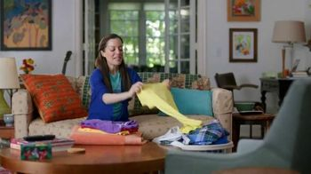 Tide Plus Colorguard TV Spot, 'Birthday Present' - 1557 commercial airings