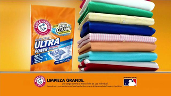 Arm and Hammer Crystal Burst Ultra Power TV Spot [Spanish] - Thumbnail 10