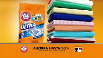 Arm and Hammer Crystal Burst Ultra Power TV Spot [Spanish] - Thumbnail 9