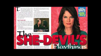 ABC Soaps In Depth TV Spot, 'General Hospital'