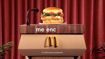 McDonald's Bacon Clubhouse TV Spot, 'Conferencia' [Spanish] - Thumbnail 9