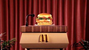 McDonald's Bacon Clubhouse TV Spot, 'Conferencia' [Spanish] - Thumbnail 2